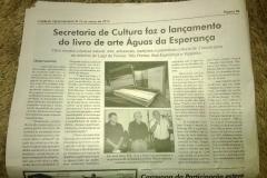 Reportagem do Correio Trespontano   22/03/2014