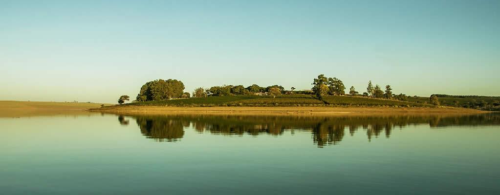 Lago Próximo a Pontalete